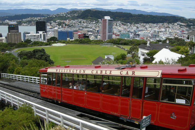 Wellington - Neuseeland 2008