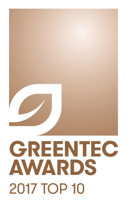 Greentec award top 10 Siegel